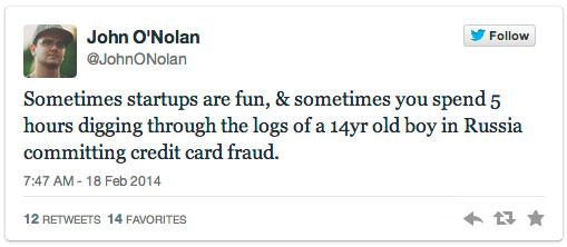 John O Nolan Tweets