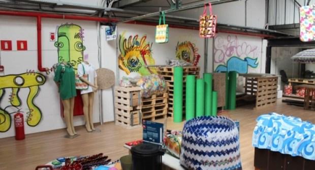 terracycle brazil showroom