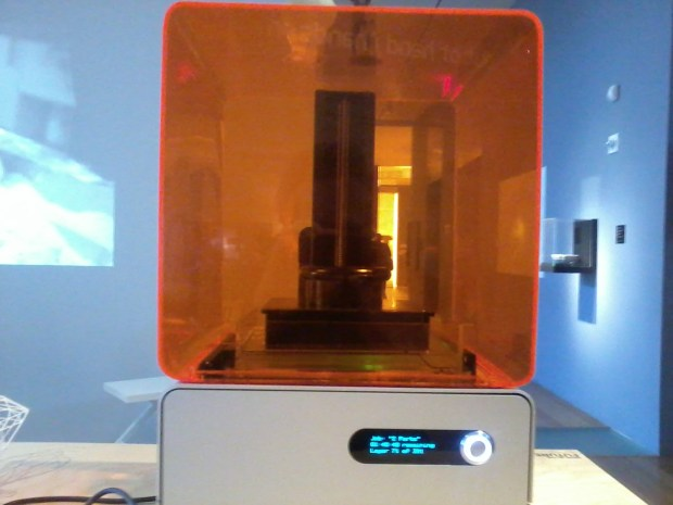 Formlabs 3D printer