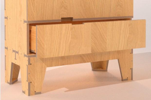 Open CNC Furniture | Make: