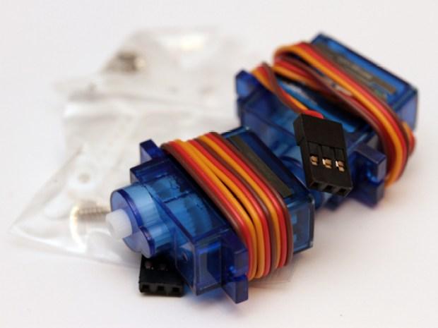 Arduino Monsterbot