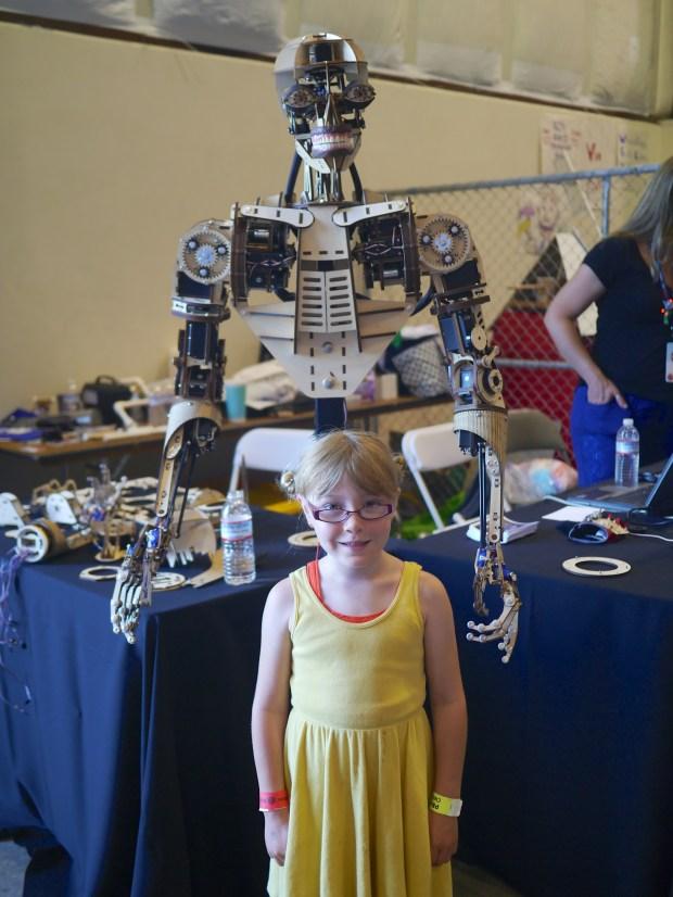 Maker Faire 2013 34