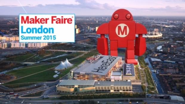 Maker Faire London