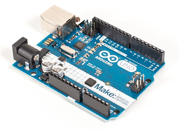 Arduino Uno Rev 3 (Make SMD Version)