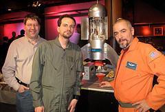COSMOBOT 2010 crew