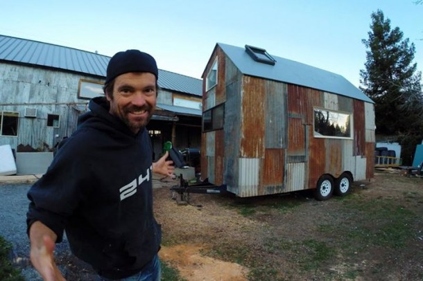 mike and mobile house