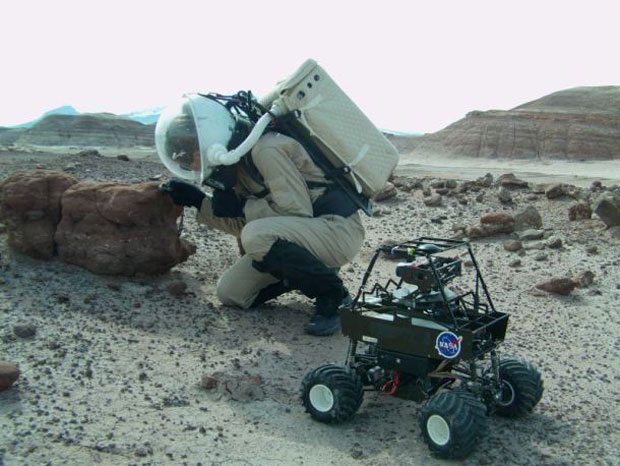 The NorCal Mars Society is making better rovers for human planetary exploration.