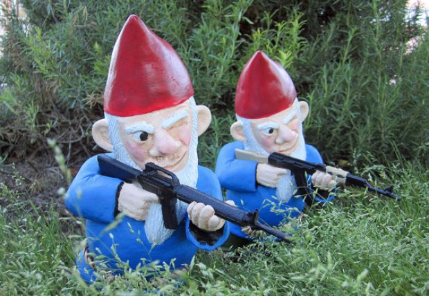 thorsson double gnomes rifles