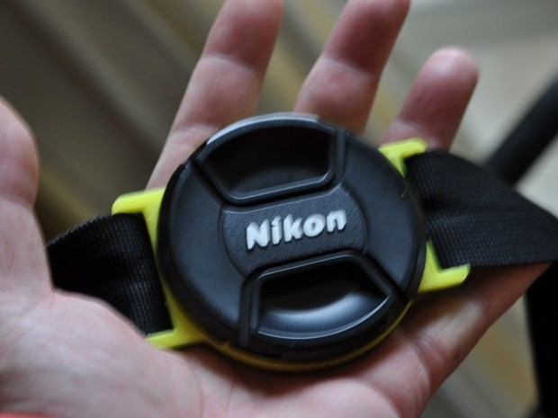 You know how you never know where you put your lens cap? This solves that. Get the file here.