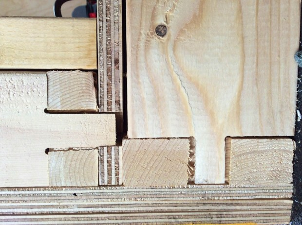 Mortise and Tenon Construction