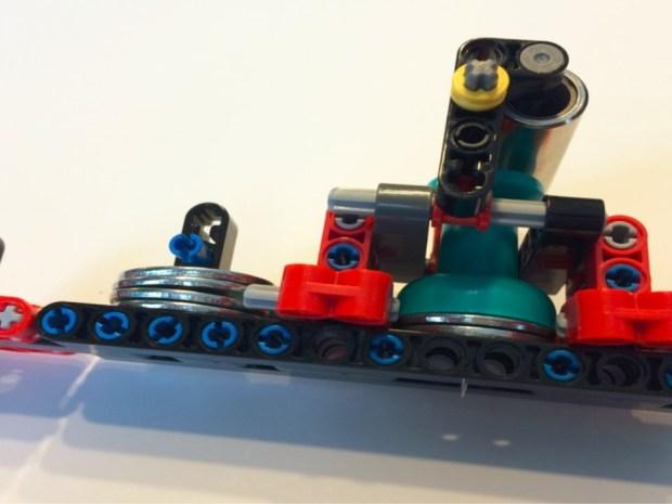 Braigo – A DIY Braille Printer with Lego