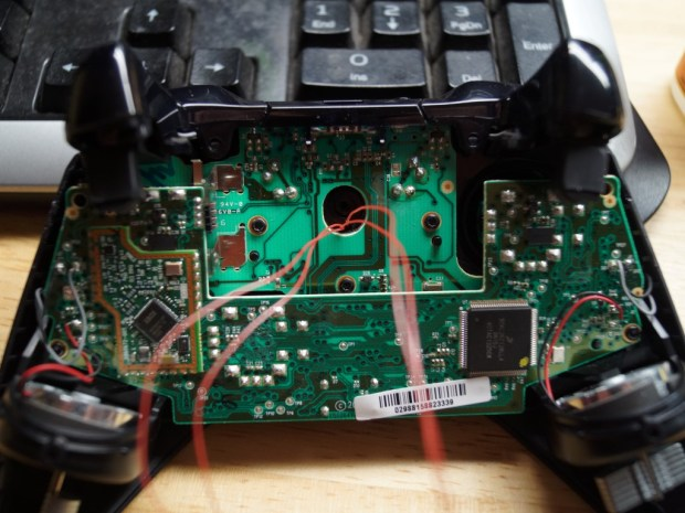 Modifying an Xbox One Controller Thumbsticks for Muscular Dystrophy