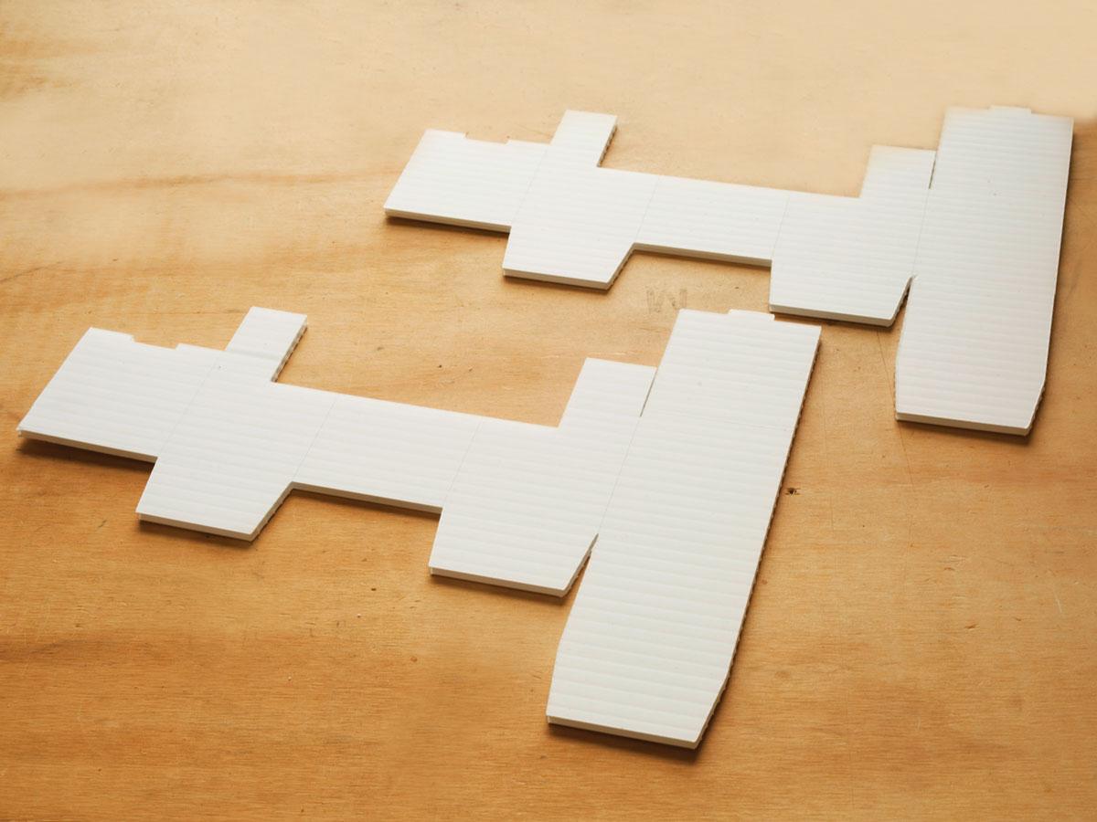 Instantly Design and Cut Custom-Size Storage Bins | Make: