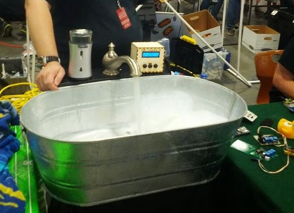 raptor_demon's Arduino Compatible Bathtub Controller: complete with soothing bubbles