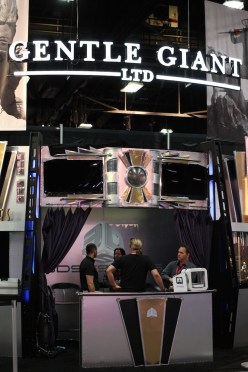 The Gentle Giant Ltd. booth