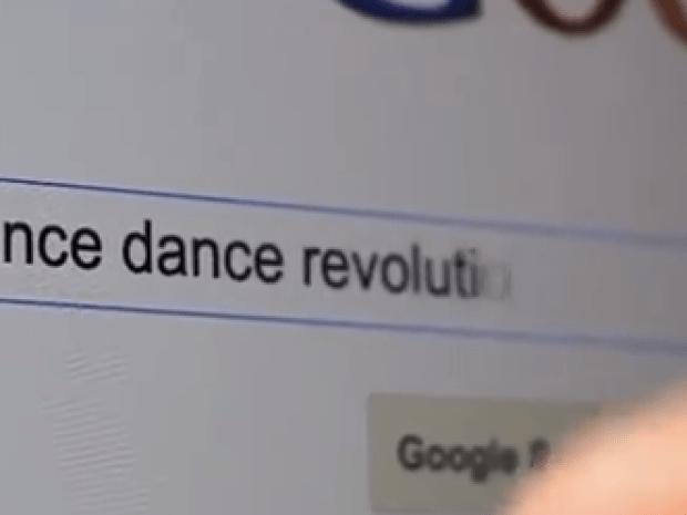 Dance Dip Revolution