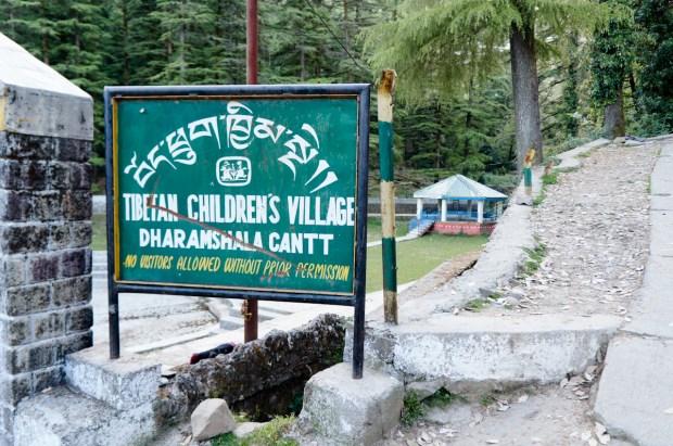 Tibetan Childrens Village in Upper Dharamsala