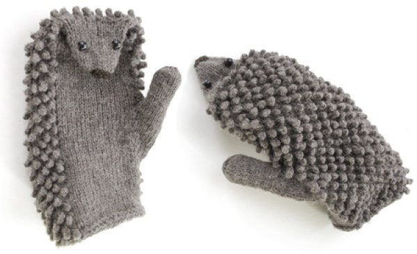 how-to-knit-Hedgehog-Mittens