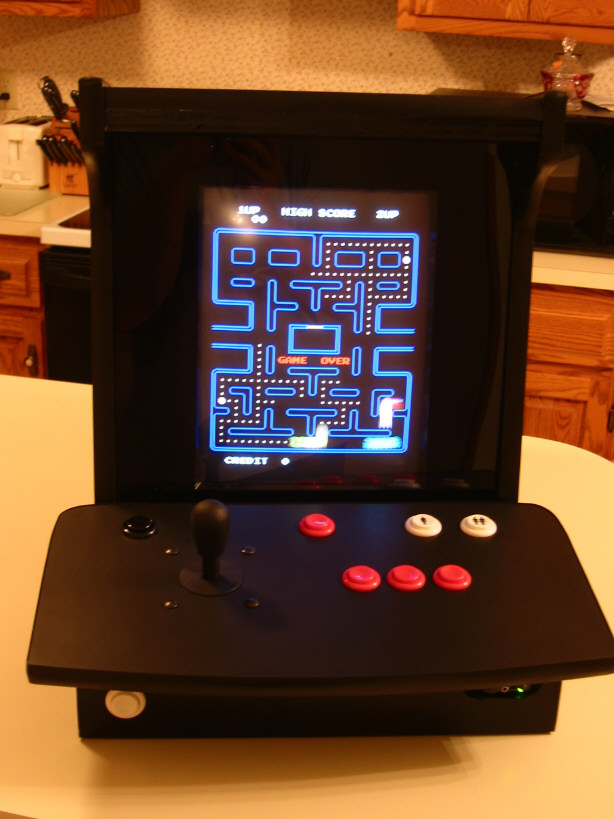 Mike Trellou0027s BarCade Uses Old Tech To Play Retro Games