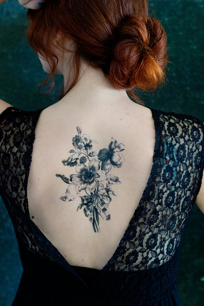 DIY-Temporary-Art-Tattoo-1