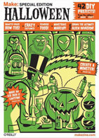 This article appeared in the Make: Halloween issue.