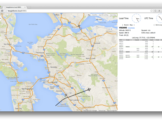 Tracking Planes with RTL-SDR