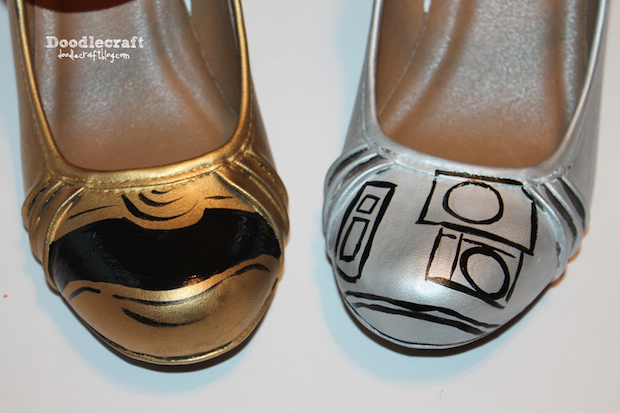 instructables_r2d2_c3po_painted_shoes_02
