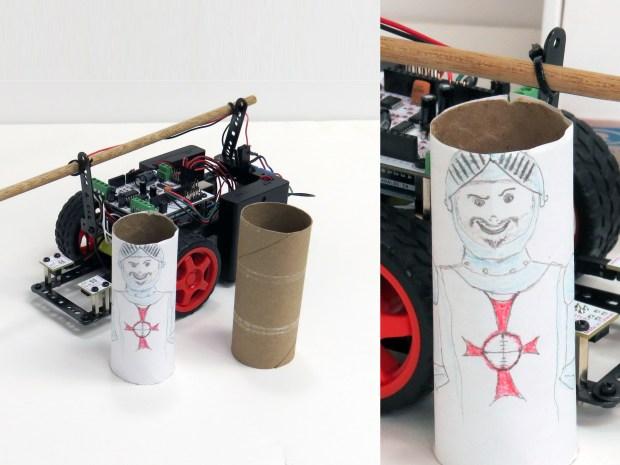 Joust-A-Bot