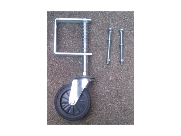 Extend The Life Of Your Gates By Adding A Gate Wheel