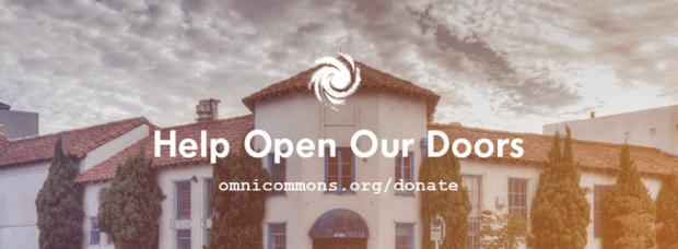 Omni Fundraising Banner