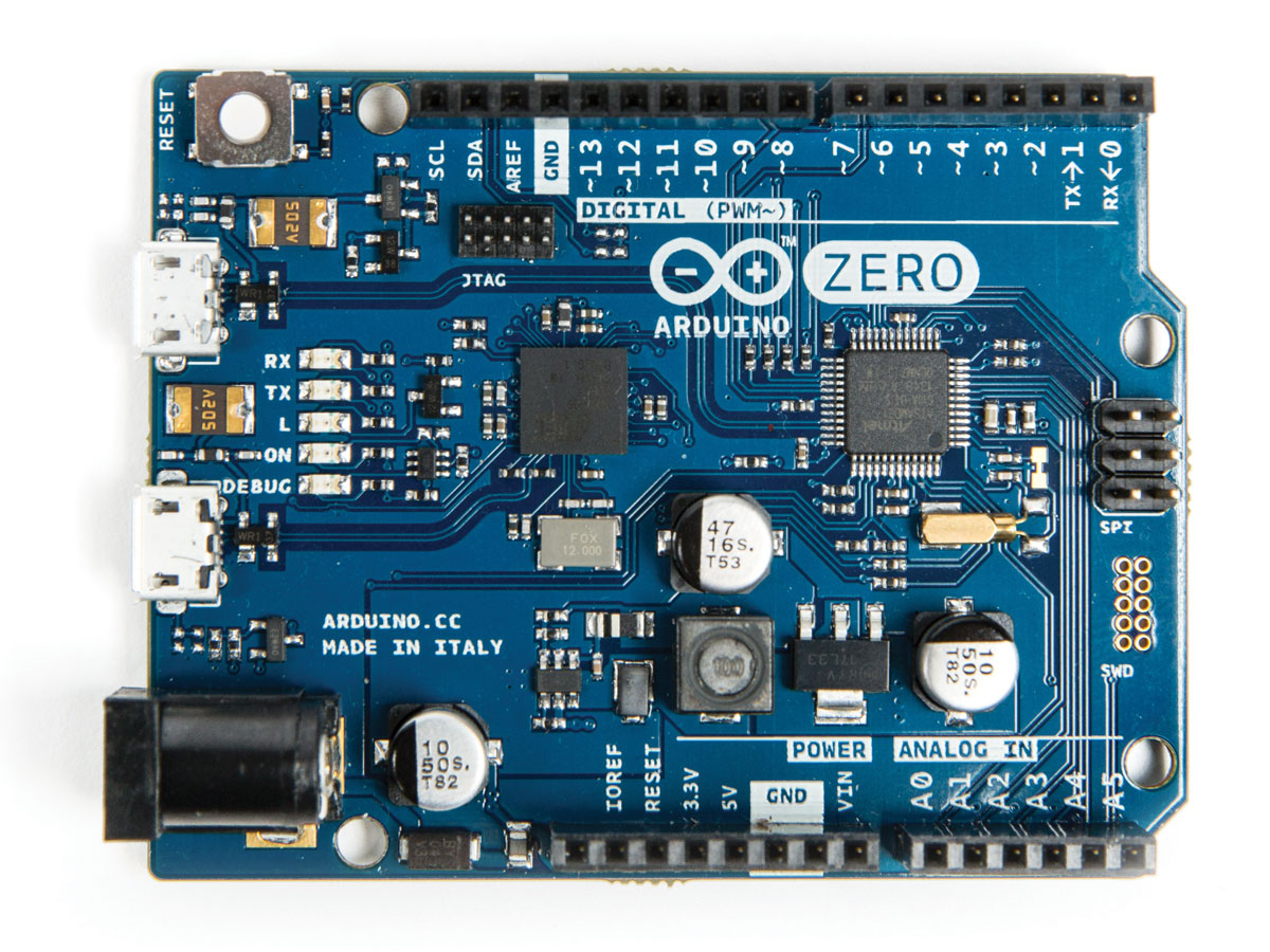 The latest in microcontrollers cutting edge boards