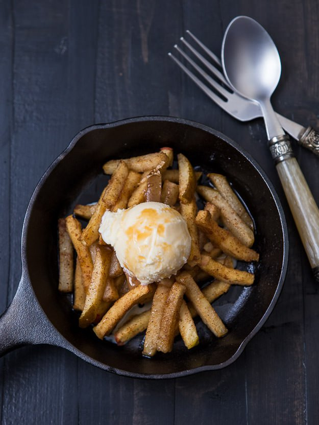 Baked-pear-and-apple-fries-1