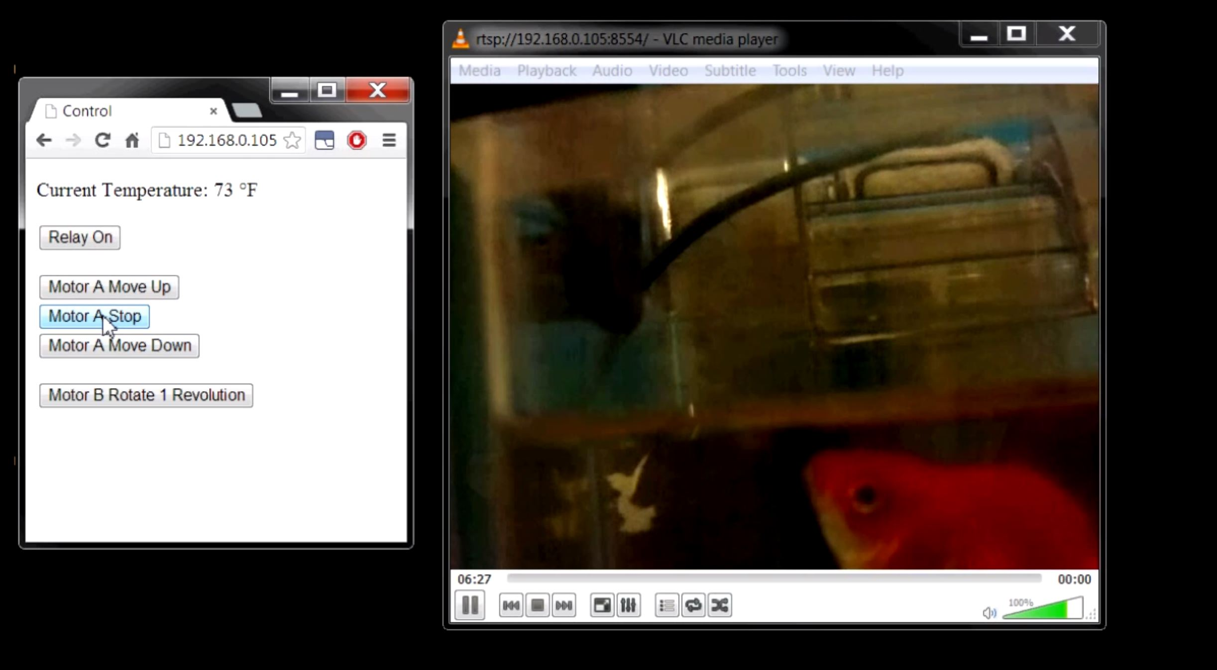 how to make a fish finder with raspberry pi