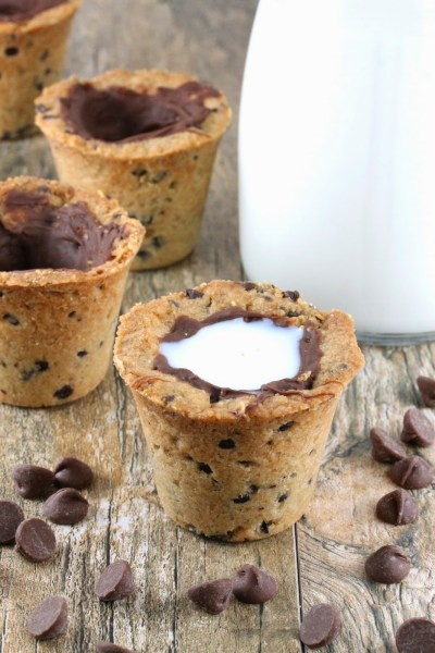 Chocolate Chip Cookie Shots 2