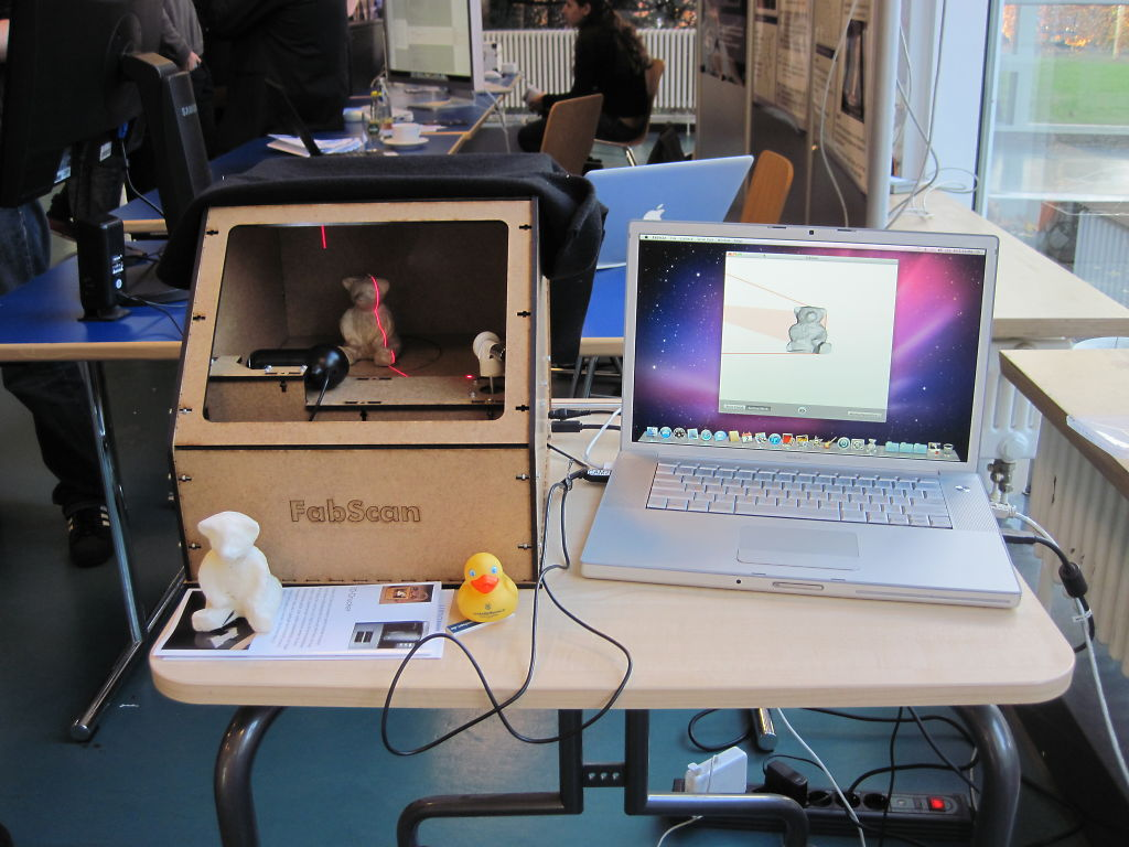 5 DIY 3D Scanners to Watch | Make: