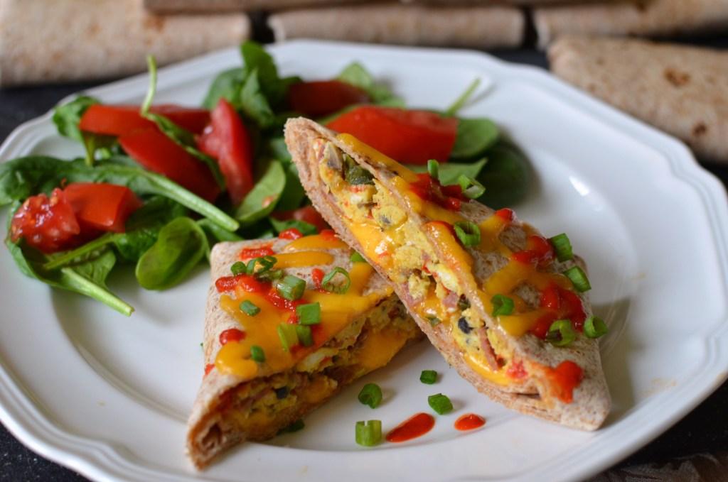 Freezer Breakfast Burritos Supreme Recipe