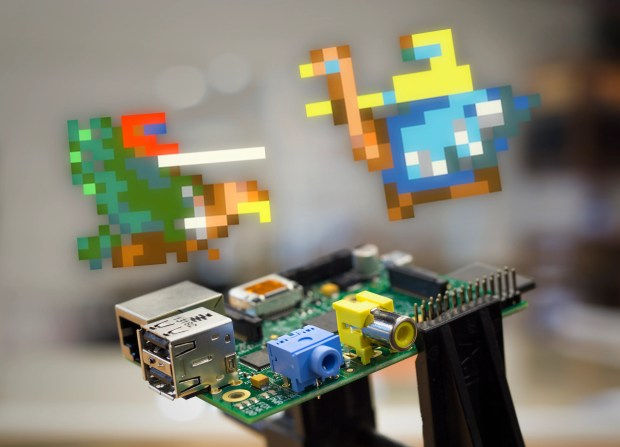 Build a Raspberry Pi Powered Home Arcade