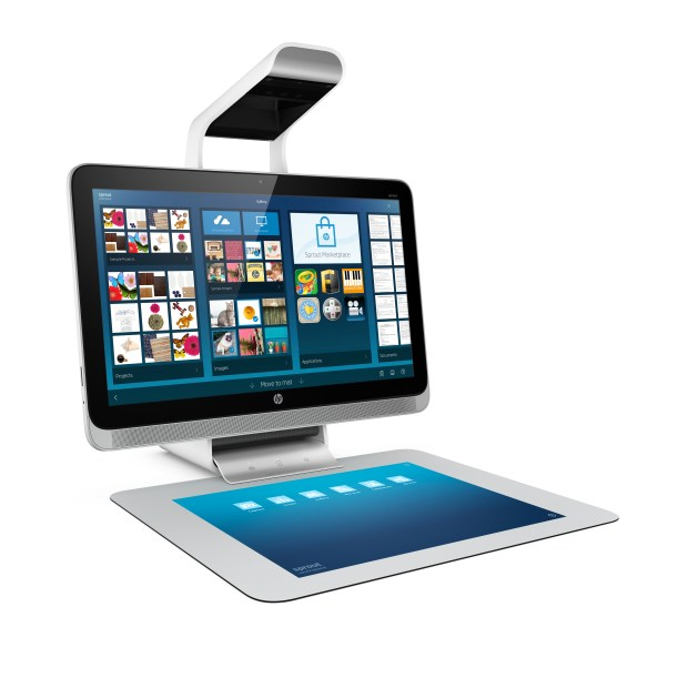 Capturing Creativity with the Dual-Screen, Sensor-Laden Sprout by HP