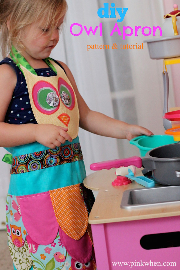 pinkwhen_child_owl_apron_01