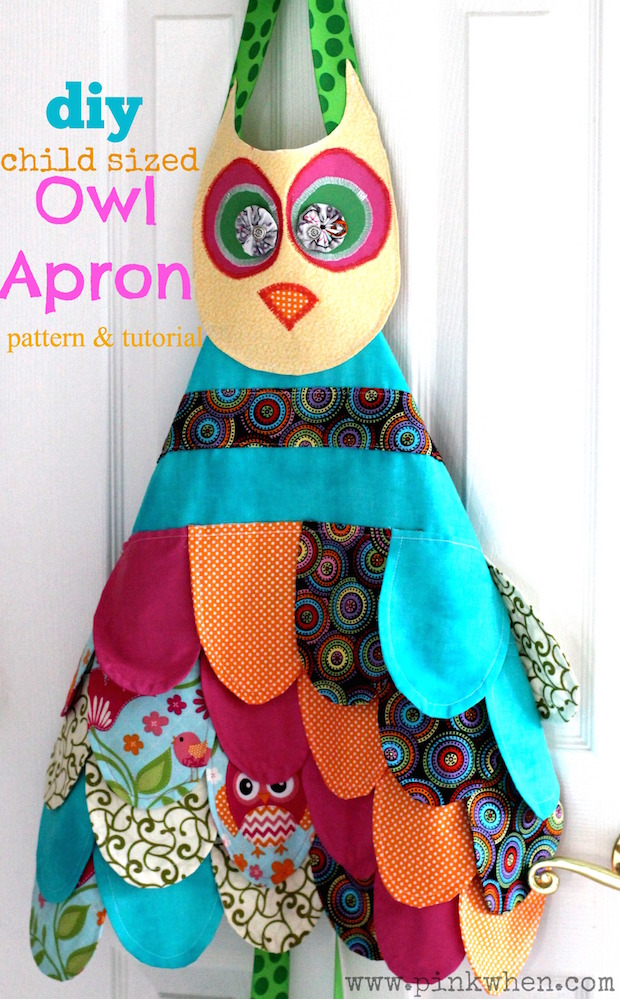 pinkwhen_child_owl_apron_02