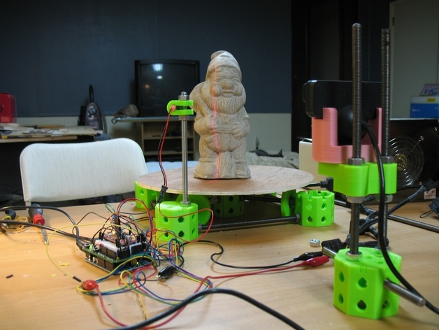 5 DIY 3D Scanners to Watch   Make: