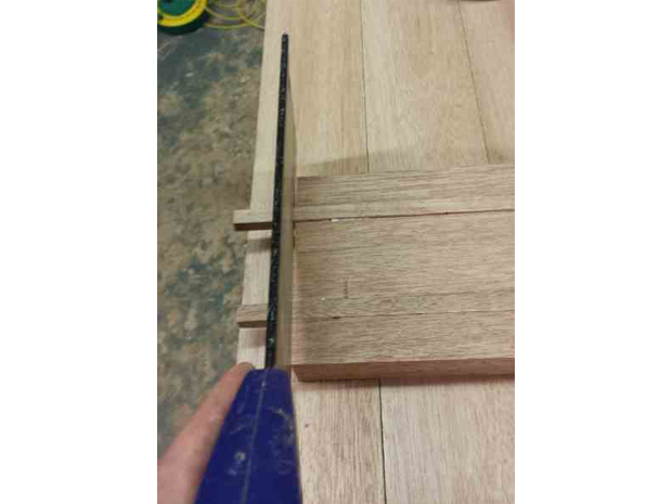 How To Make A Rustic Ledged & Braced Door