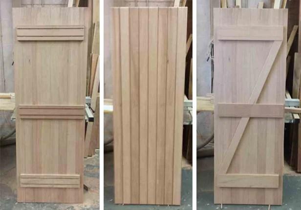 Make a ledged \u0026 braced door & How To Make A Rustic Ledged \u0026 Braced Door   Make: Pezcame.Com