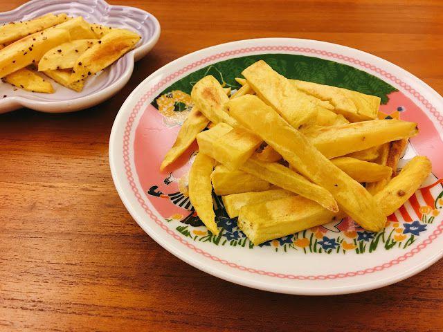 【食譜】免油炸!地瓜薯條&起司地瓜球 – 媽媽經|專屬於媽媽的網站