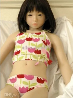 sex doll 2 290x385 NEWS: Paedophiles are importing life like child sex dolls   and the law can do nothing.