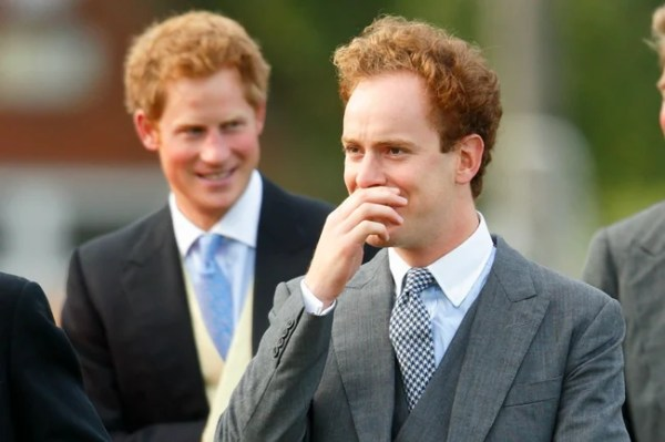 """What we know about Tom Inskip, Prince Harry's """"banished ..."""
