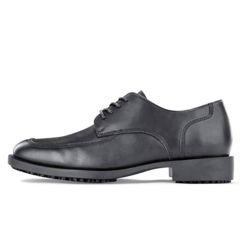 chaussures de serveur elegante aristocrat noir homme shoes for crews