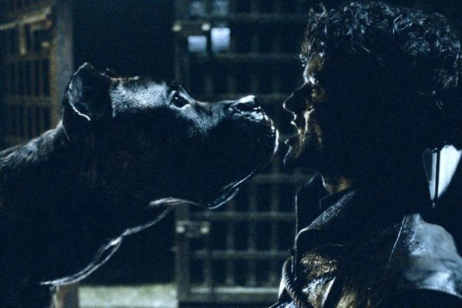 game of thrones ramsay bolton dogs death
