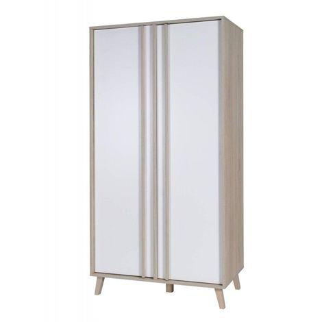 armoire 2 portes a prix mini