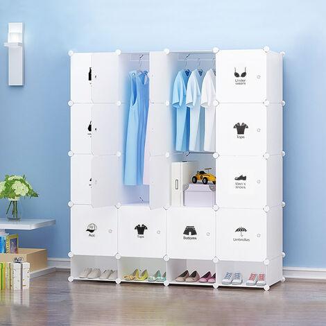armoire plastique a prix mini